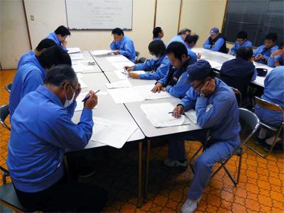 安全衛生・工程会議2